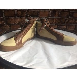 TOMMY HILFIGER MiD Top Style tmports2-r Size 9.5